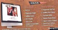Fbar responsive php theme bar demo switcher