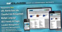 Responsive sfclassi script classified php