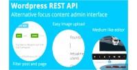 Rest wordpress api