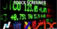 Screener stock