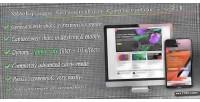 Screenshot webpage generator