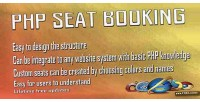 Seat php booking system