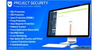 Security project protection website your for