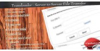 Server transloader to transfer file server