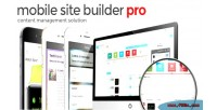 Site mobile builder pro