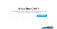 Stats social checker