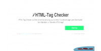 Tag html checker