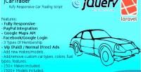 The jcartrader responsive script trader car