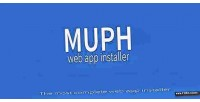 Muph the complete web wizard installer app