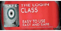 The safe login class