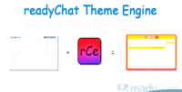 Theme readychat engine