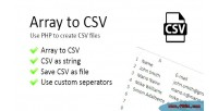 To array csv class