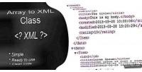 To array xml class