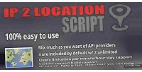To ip location script