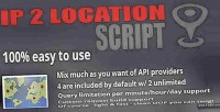 To ip location script