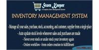 V1 storekeeper system management inventory