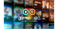 Video gametrade game marketplace