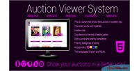 Viewer auction system
