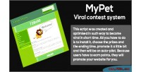 Viral mypet contest system