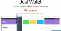 Wallet just gateway payment online