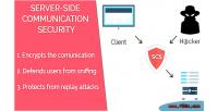 Web scs security more alternative ssl