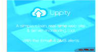 Web uppity monitoring