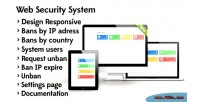 Web wss security system