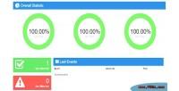 Website wurm monitor robot uptime