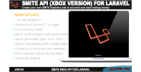 Xbox smite laravel for api