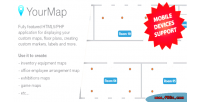 Yourmap customizable maps with panel end back