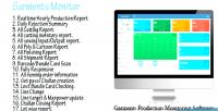 Monitor garments