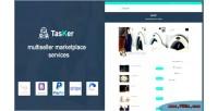 Multiseller tasker marketplace services
