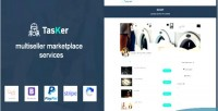Multiseller tasker marketplace services