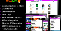 Music winemp3 search engine