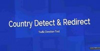 Detect country redirect