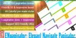 Elegant enpaginator navigate paginator