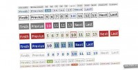 Flexi pagination class 9 styles beautiful css