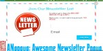 Awesome anpopup newsletter everyone for popup