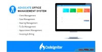 Office advocate management system