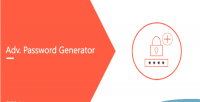 Password advanced generator