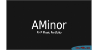 Php aminor music portfolio