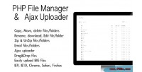Php fileplus file manager