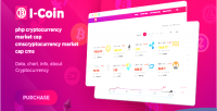 Php icoin cryptocurrency cms cap market