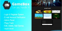 Play gamebox games online