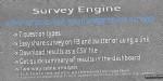 Engine survey