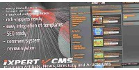 Powerful ixpert.cms system management content
