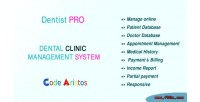 Pro dentist dental system management clinic