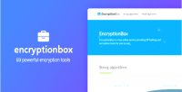 59 encryptionbox tools encryption powerful