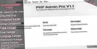 Admin php pro