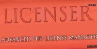 Advanced licenser manager license php